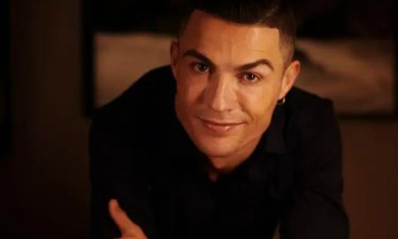 Ronaldo pokorio Instagram